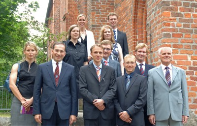 CAUFacultyPrize_Bordesholm_2010