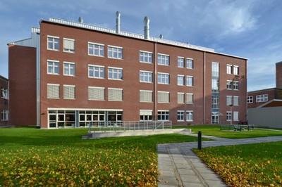 New Institute of Physical Chemistry 1