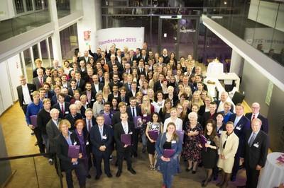 Germany Scholarships 2015 Group Photo