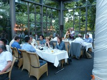 FRS2013 Conference Dinner